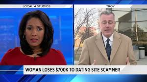 troy woman loses more than 700 000 in online dating site scam