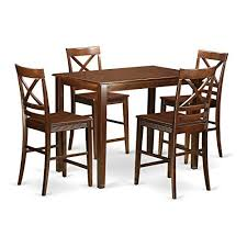 small rectangle kitchen table amazon com
