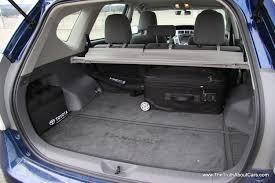 Toyota Prius Interior Dimensions 2012 Toyota Prius V Interior Cargo Area Showing Maximum 11 Foot