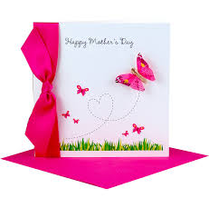mothers day cards personalised butterfly mothers day card by made with designs