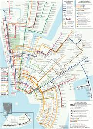 Subway Nyc Map Check Out These Cool Alternative Versions Of The Classic Mta