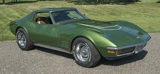 1972 corvette stingray value 1972 corvette stingray cars for sale
