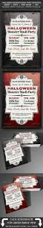 monster mash halloween party halloween monster mash party invitation by viral legacy graphicriver
