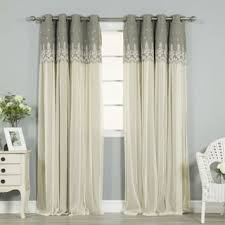 How To Wash Lace Curtains Machine Wash Lace Curtains U0026 Drapes Shop The Best Deals For Oct