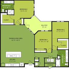 1 2 and 3 bedroom apartments in allen with custom cabinetry