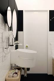apartment powerful wall mouted sink for a small bathroom in