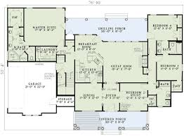 country home floor plans a charming country home plan 59380nd architectural