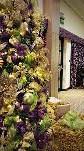 Brown And Lime Green Christmas Tree Decorations by Lime Green And Purple Christmas Trees For Hire Our Lime Green And