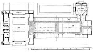100 gropius house floor plan bauhaus archiv museum für
