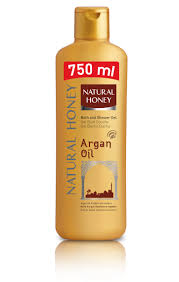 gel argan honey geles