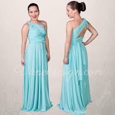 robin egg blue bridesmaid dress convertible bridesmaids - Robin Egg Blue Bridesmaid Dresses
