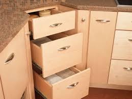 Image Of Corner Kitchen Cabinet Organizers Corner Kitchen Cabinet - Kitchen cabinets corner drawers