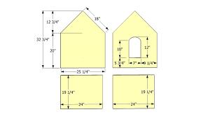 House Blueprints Free Snoopy Dog House Diy Build Bear Plans To Snoopys Cardboard Modern
