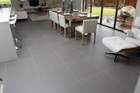Grey Porcelain Floor Tile Dining Room  Grey Porcelain Floor - Dining room tile