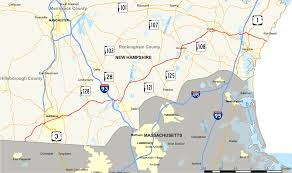 Map Of Usa Quiz by Hampshire Road Map New Hampshire Wikipedia Map Of New Hampshire