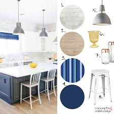 Navy Blue Kitchen Decor by Navy Blue Kitchen Ideas Archives Concepts And Colorways