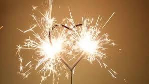 heart sparklers heart sparklers 6 ct zurchers