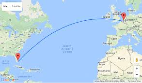 Lan Route Map by Non Stop From Florida To Brussels For Only 312