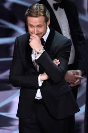 Meme Ryan Gosling - ryan gosling explains why he got the giggles during oscar flub and