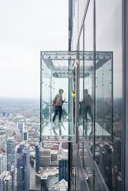 willis tower chicago views from above observation decks in chicago wander the map