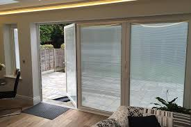 Glass Blinds Glazing With Integral Blinds In London Keepout Windows