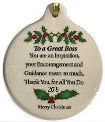 ornament gift great 2017 porcelain ornament gift boxed