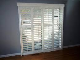 patio doors wood patio doors with built in blinds between the