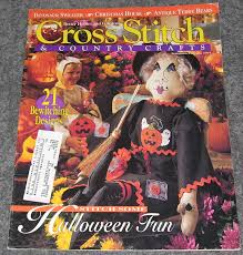 better homes and gardens cross stitch u0026 country crafts september