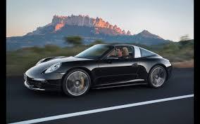 porsche 911 black 2014 porsche 911 targa black motion 1 2560x1600 wallpaper