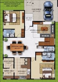 stylish 30 x 40 house plan east facing house plan home plans india