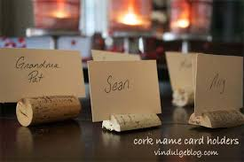 last minute thanksgiving table setting idea for wine