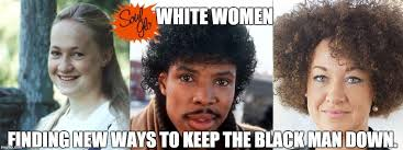 Black Man White Woman Meme - a brother tells why he and other brothers need to leave non black