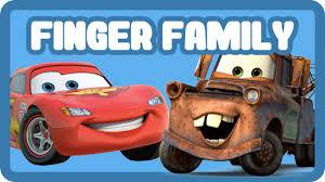 si e auto babybus lightning mcqueen mater disney pixar cars finger family nursery