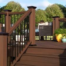 Home Hardware Deck Design All About Composite Decking Lighter Decking And Ted