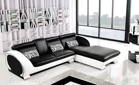 Leather Sofa Bed Corner Modern Sofa Design Small L Shaped Sofa Set Settee Corner Leather