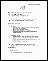 Busboy Skills Resume Resume Customer Service Skills Free Resume Example And Writing