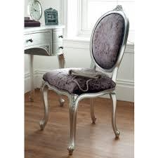 régency french silver leaf dressing table oak furniture uk