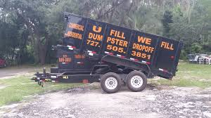 Rental Cars New Port Richey New Port Richey Dumpster Service U0026 Junk Removal
