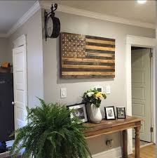 38 best reclaimed american flag i built from select pallet wood
