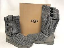 s cardy ugg boots grey ugg australia womens cardy boot black size 6 style 5819 ebay