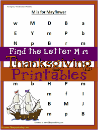 free thanksgiving printables m is for mayflower 3 boys and a