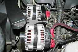 dual alternator kit 99 u0027 present chevy cadillac gmc hummer v 8