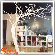 artificial tree no without leaves white branches for centerpieces