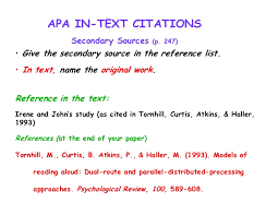 awesome collection of how to put citations in apa format in letter