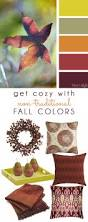 decorating with style get cozy with non traditional fall colors