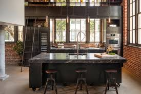 cool kitchen islands wonderful kitchens that combine movable kitchen island with