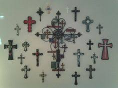 crosses for wall collect different crosses to make a cross wall wish list
