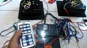 sirine 400watt federal signal as9000b 18tone stereo u0026 wireles