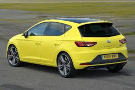 seat leon cupra 280 ps dsg review