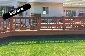 deck cover a diy outdoor space makeover story hometalk